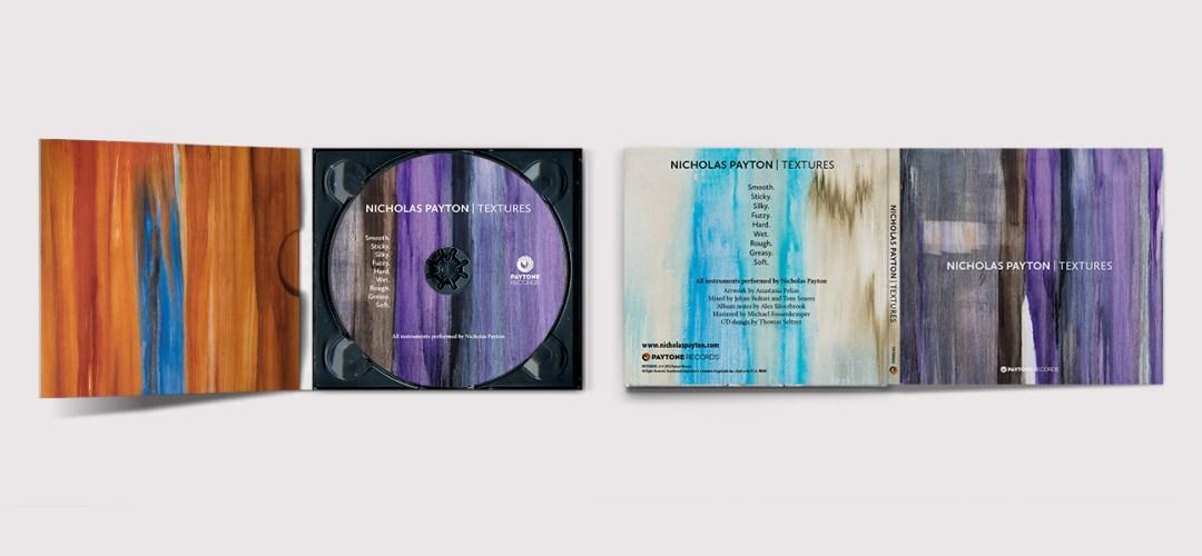 Nicholas Payton / Textures Digipack