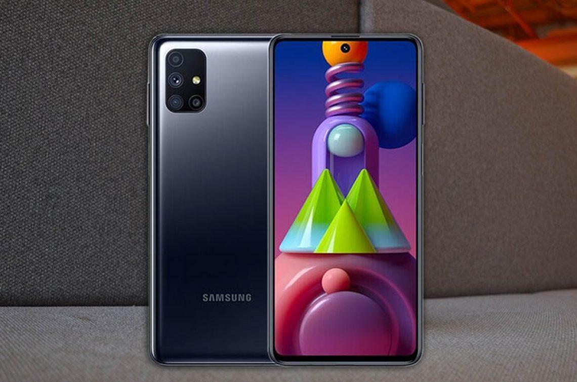 Samsung Galaxy M51 Resmi Hadir - Selular.ID