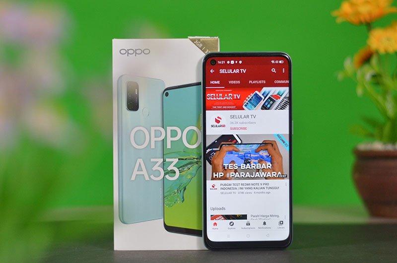 Oppo A33, Smartphone Oppo Rp2 Jutaan, Smartphone triple camera oppo