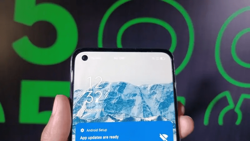 Hands On Oppo Reno5