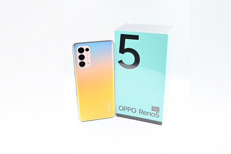 spesifikasi Oppo Reno5 5G, perbedaan reno5 dan reno5 5G