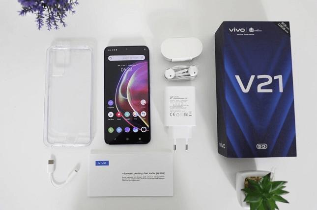 Vivi V21 5G