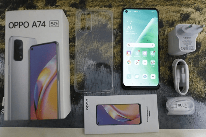OPPO A74 y
