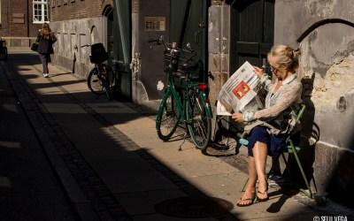 De visita en Copenhague Probablemente una de las mejores ciudades del mundo
