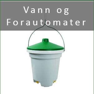 Vann og forautomater