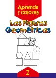 Las figuras geométricas: Aprende y colorea 1