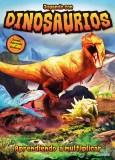 Jugando con dinosaurios