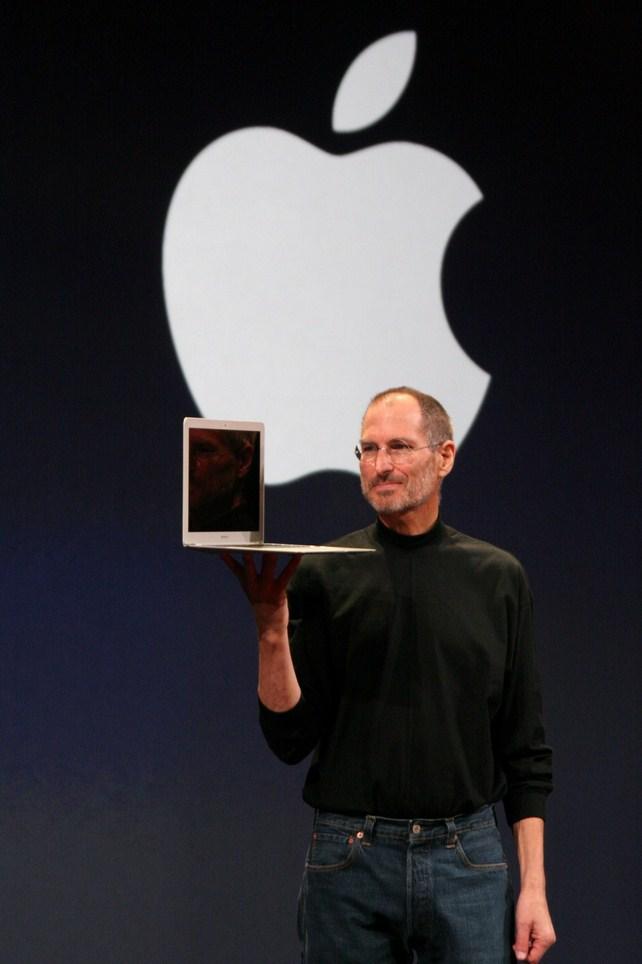 Lder autocrtico Steve Jobs Diseado para resistir  SELVV