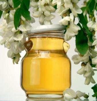 Мед из белой акации