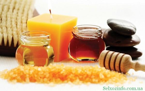 Продукты пчеловодства и их применение