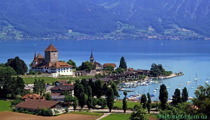 Отдых в Швейцарии летом