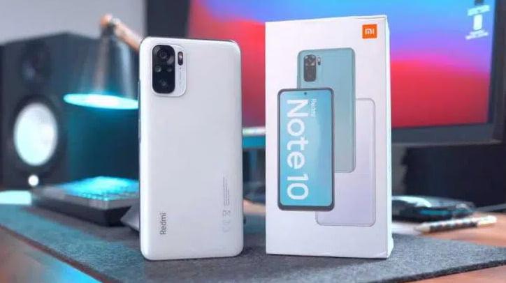 سعر ومواصفات هاتف شاومي ريد نوت مي 10 Xiaomi Redmi Note 10