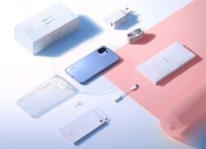 فتح علبة هاتف Xiaomi Mi 11 Lite