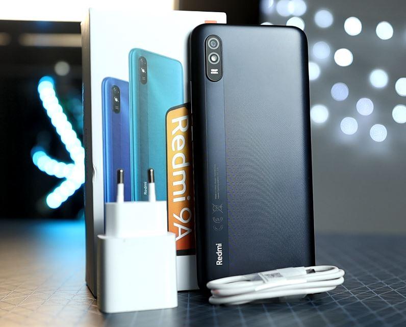 فتح علبة هاتف Xiaomi Redmi 9A