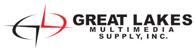Great Lakes Multimedia Logo designed by Scott D