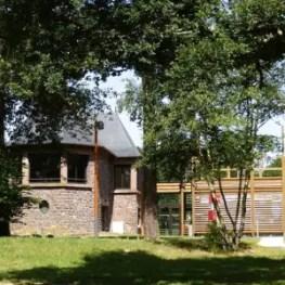 Laparte lieu dart contemporain Lac de Tremelin Iffendic
