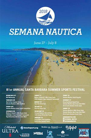Semana Nautica Festival Poster