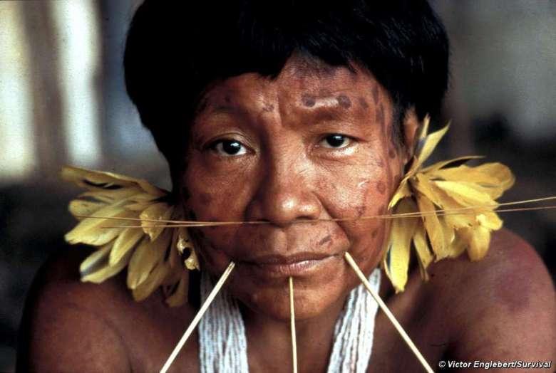 Resultado de imagen para yanomamis mujeres