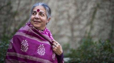 Vandana Shiva chal