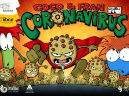 Comic coronavirus
