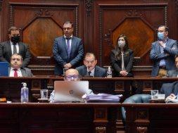 Departamento de fotografía del Parlamento del Uruguay