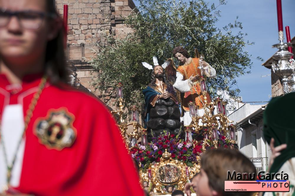 El Tiempo en Linares en Semana Santa