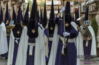 Banda Cabecera Nazareno 2015