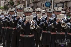 Trompetas de La Pasión de Linares