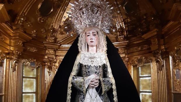 La Virgen de la Soledad de Arcos