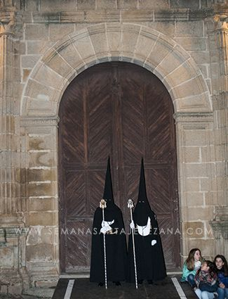 fotos del martes santo 2015 en Jerez de los Caballeros