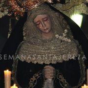 Virgen de los Dolores, jerez de los caballeros