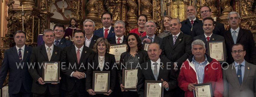 cruces de guia y caballero cofrade 2016 semana santa jerez de los caballeros semanasantajerezana