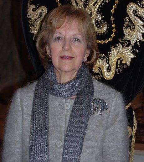 margarita vazquez mendez premio cruz guia 2017 semana santa jerez de los caballeros