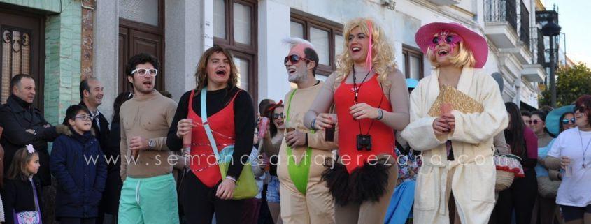 cabecera Desfile de Carnaval de Jerez de los Caballeros 2018 semanasantajerezana00014
