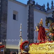jesus nazareno y la Buena Mujer jerez de los caballeros viernes santo 2018