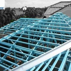 Harga Baja Ringan Taso Di Semarang Roofmart Genteng Metal Rangka Seputar