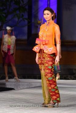 Gambar  Fashion Show di Lawang Sewu  Seputar Semarang