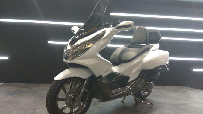 Modifikasi Honda PCX 150 2018 Touring