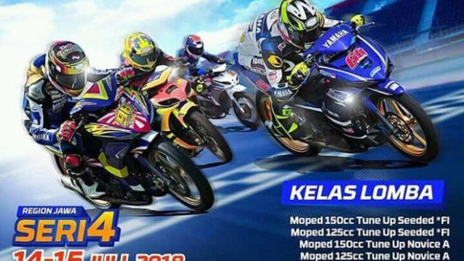 Yamaha Cup Race 2018 Tasikmalaya YCR