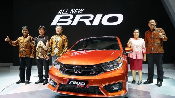 new honda brio 2018 generasi kedua