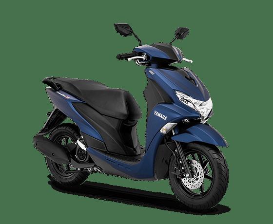 yamaha freego 2020 tipe s blue