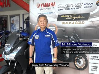 Minoru Morimoto Anniversary Yamaha 64th