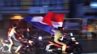 Timnas Belanda di Ambon