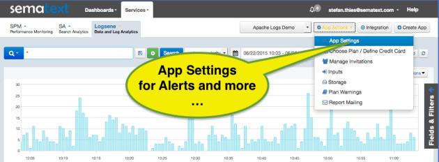 logsene-go-to-app-settings
