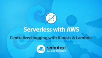 How to forward CloudTrail (or other logs from AWS S3) to Logsene