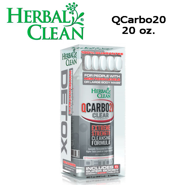 Does Qcarbo20 Work For All Drugs