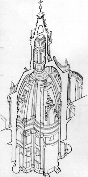 Sant'Ivo, Francesco Borromini