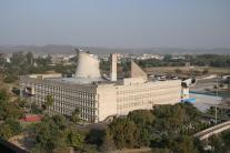 Palacio de la Asamblea, Punjab, Chandigarh. Le Corbusier