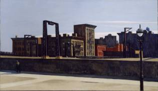 Edward Hopper, Manhattan Bridge Loop