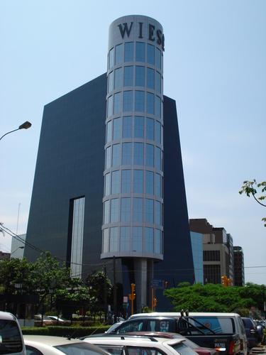Lima, Perú. Torres de Victoria y San Isidro